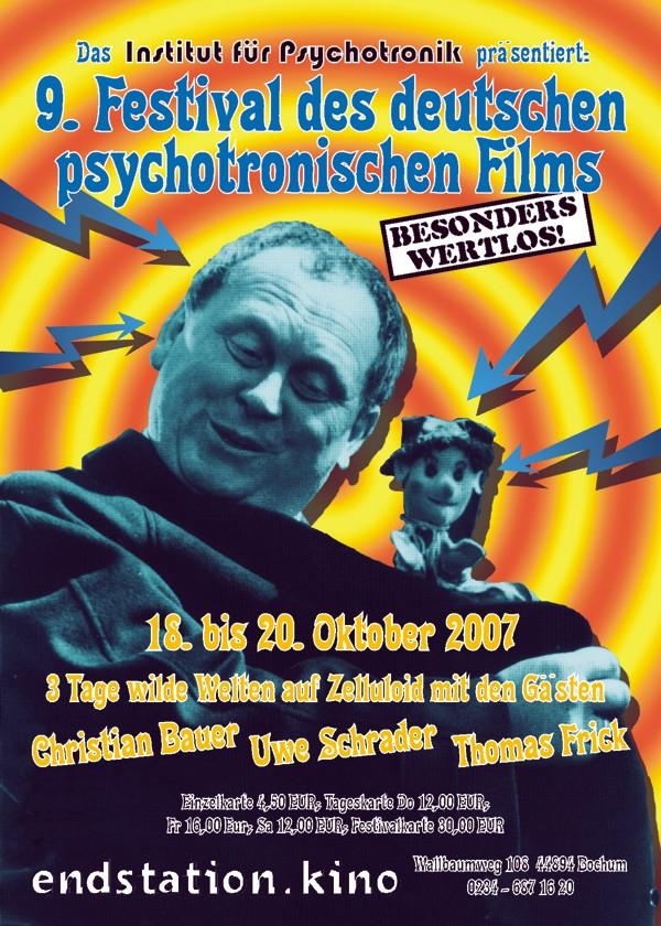 9. Festival des deutschen psychotronischen Films (2007)